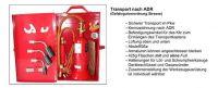 Transportkasten gefüllt  / ADR zugelassen