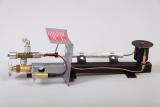Gasbrenner 1-Flammig 16 kW mit Piezozündung