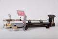 Gasbrennerset 1-Flammig mit Piezozündung 18kW  Mit Druckminderer mit SBS 1,5Bar/4kg und Schlauch 2,5m