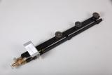 Gasbrenner3-Flammig mit Zündleiste 43.4 KW