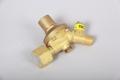 Gasregler Druckminderer 1.5bar/8kg mit Schlauchbruchsicherung