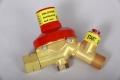 Gasregler Druckminderer 1.5bar/1.5kg mit Schlauchbruchsicherung