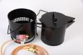 Kocherset 14kW Bitumenkocher Vergußmassenkocher