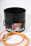 Bitumenkocher- u. Teerkocher-Set 11 kW